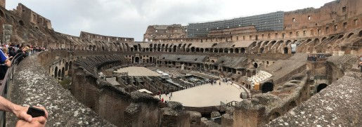 vacation - coloseum