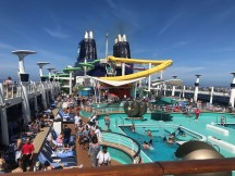 vacation - cruise pool
